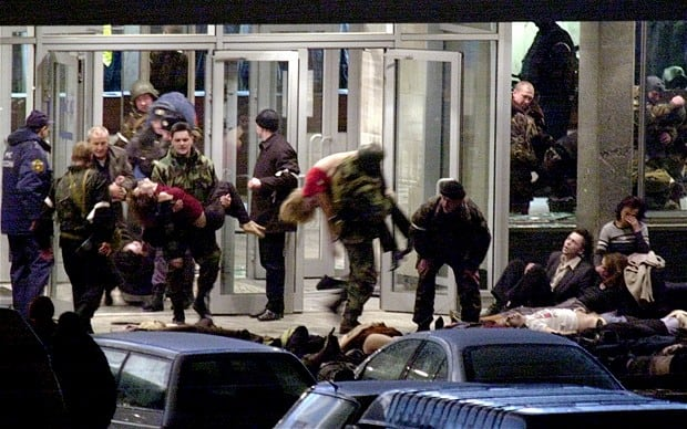Dubrovka Theater Siege Russia