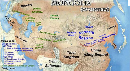 Mongolia_empire