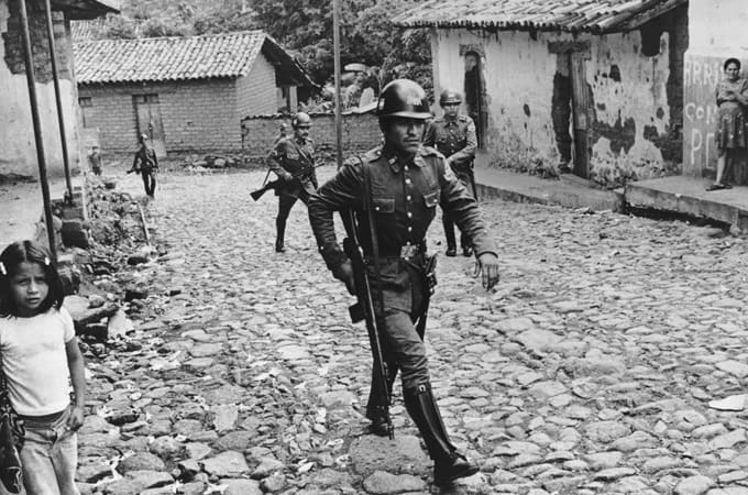 Salvadoran Civil War