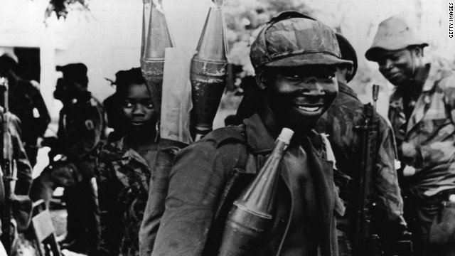 angola civil war