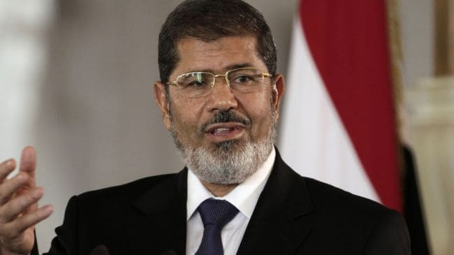 morsi egypt protest