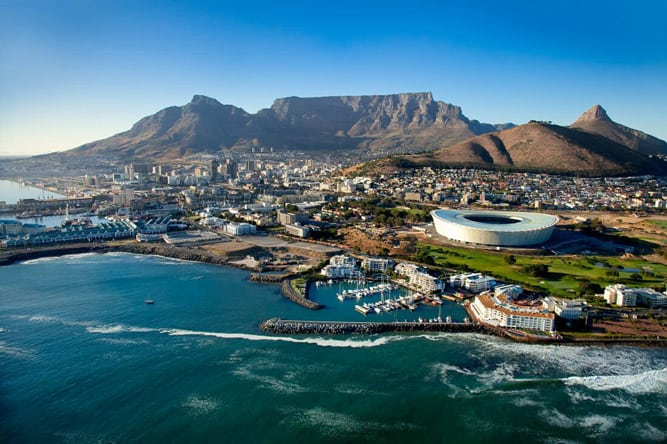 Cape Town Central, South Africa