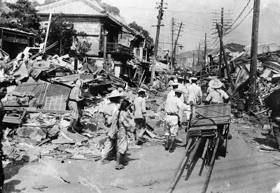Great Kantō earthquake, 1923