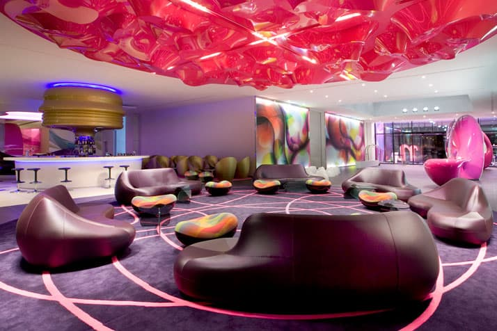 Nhow Berlin hotel Germany