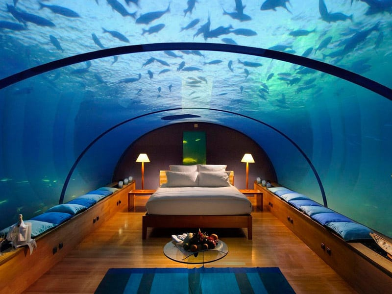 Poseidon Undersea Resorts in Fiji