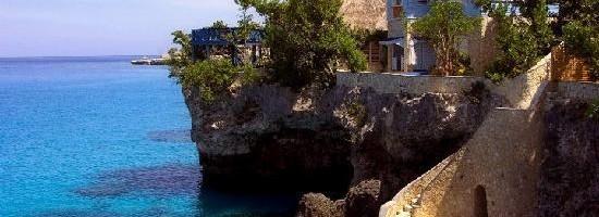 cave resort, jamaika
