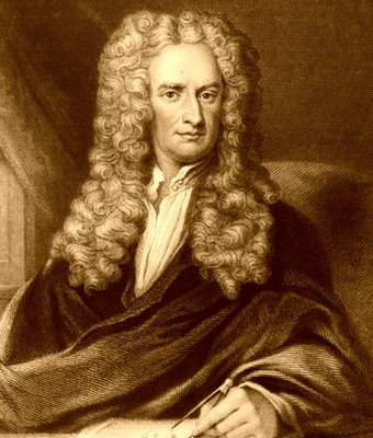 scientist Sir Issac Newton scientist