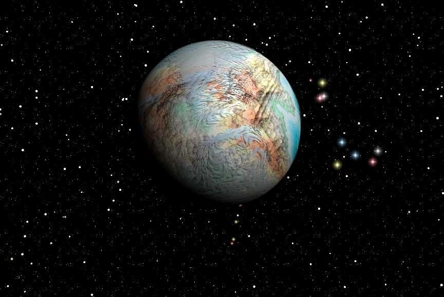 Ross154 star