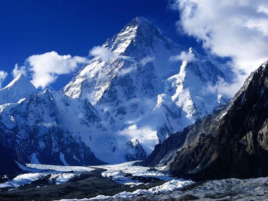 Mount k2 mountain