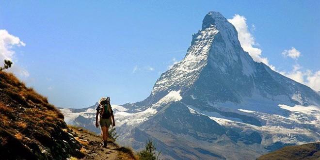 Switerzland mountains