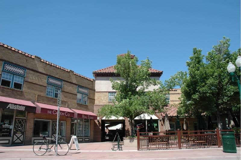 Arvada Colorado city crime rate