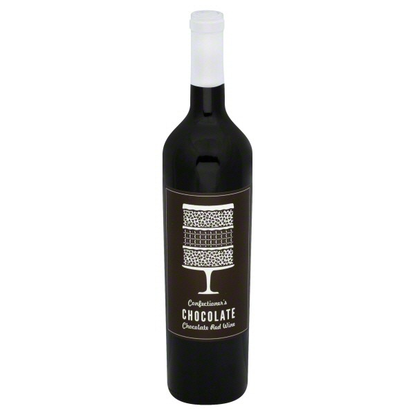 Confectioner's Chocolate Red Wine