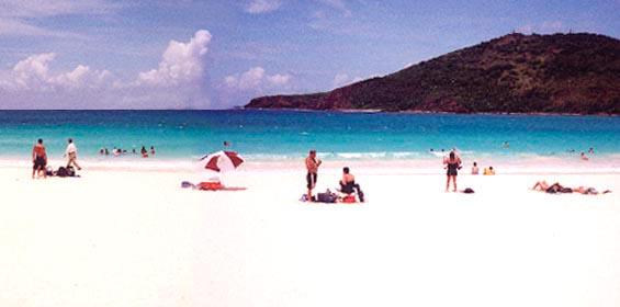 Flamenco Beach in Culebra