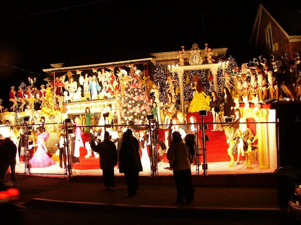 Garabedian family Christmas Lights