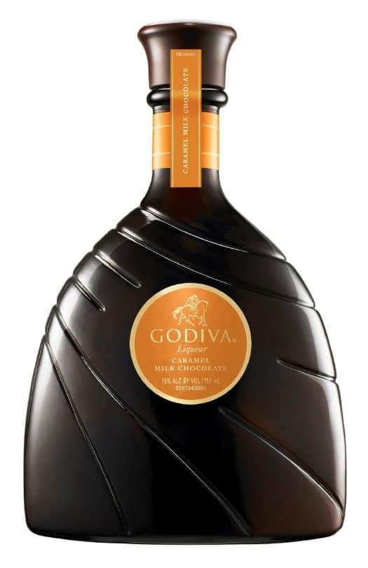 Godiva Milk Chocolate Caramel Liqueur
