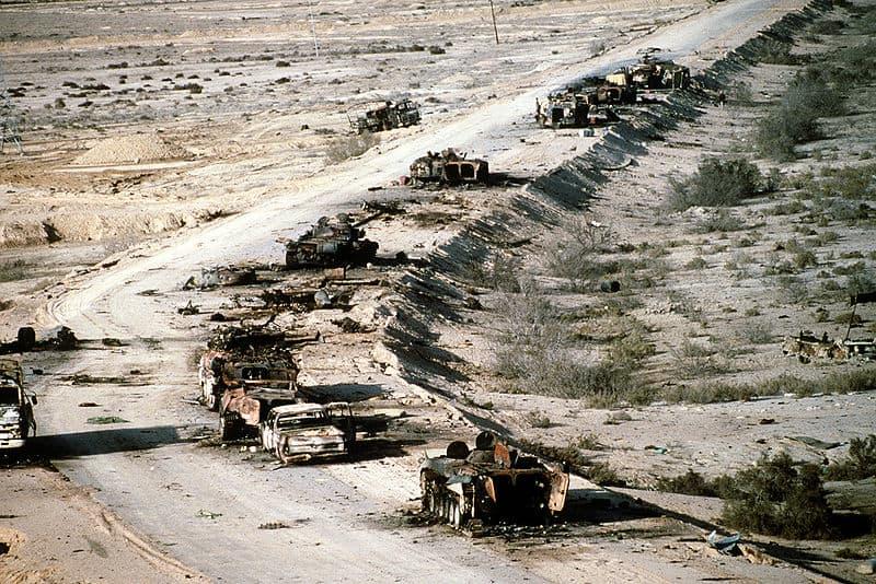 Iraq wars