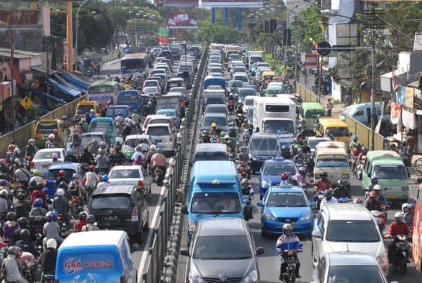 Jakarta City highest population