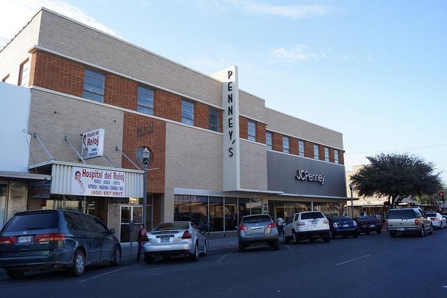 McAllen Texas city crime rate