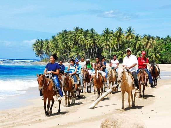 Puerto Rico horseback riding