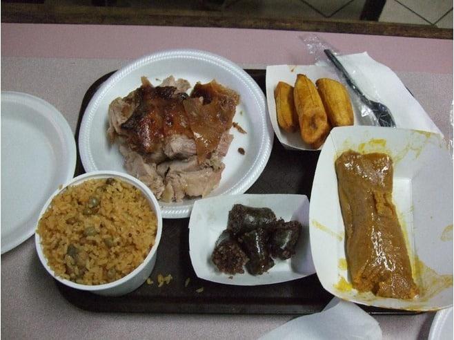 Puerto Rico local food