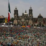 Mexico City highest population
