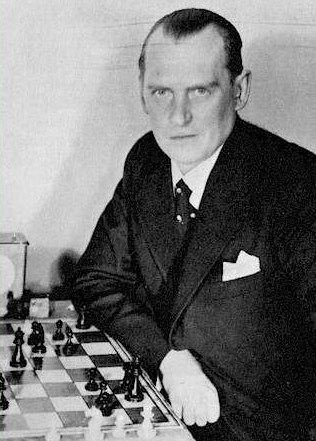 Alexander Alekhine chess player