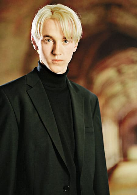 Draco Lucius Malfoy Harry Potter