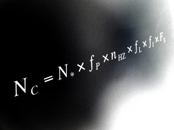 Drake Equation Science Theory