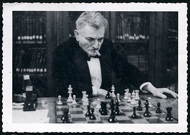 Emanuel Lasker chess player