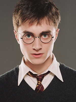 Harry James Potter Harry Potter