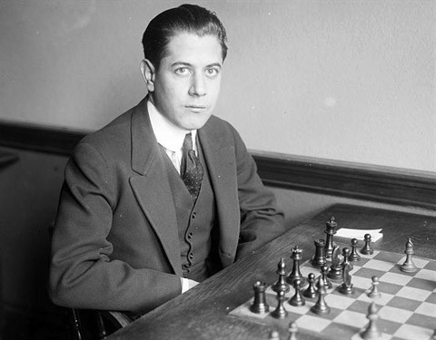 Jose Capablanca chess player