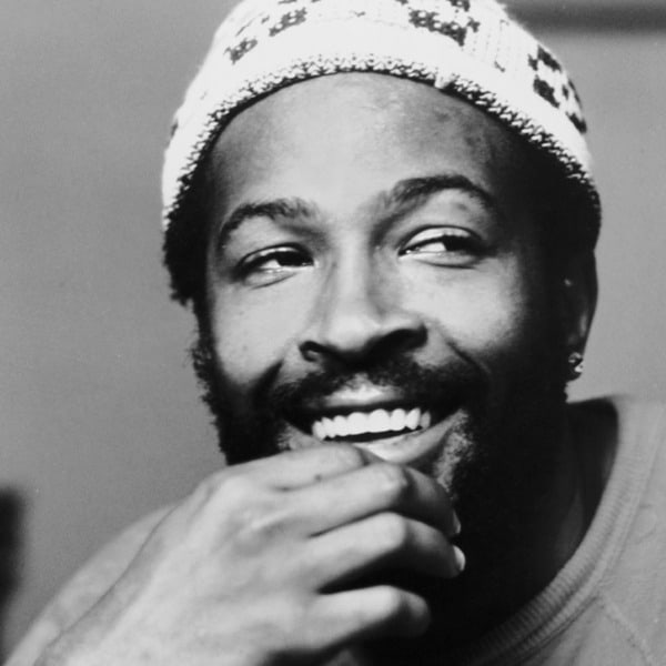 Marvin Gaye died at early age