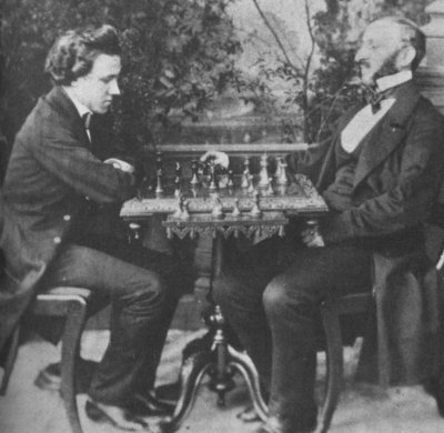 Paul Morphy chess player