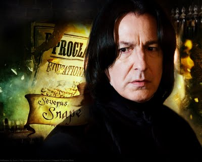 Severus Tobias Snape Harry Potter