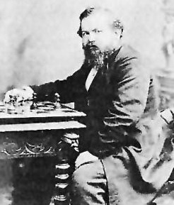 Wilhelm Steinitz chess player
