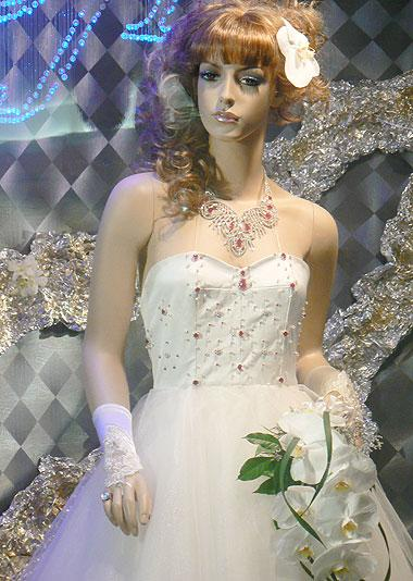 Bach Ngoc Xiem Y Wedding Gown most expensive gown