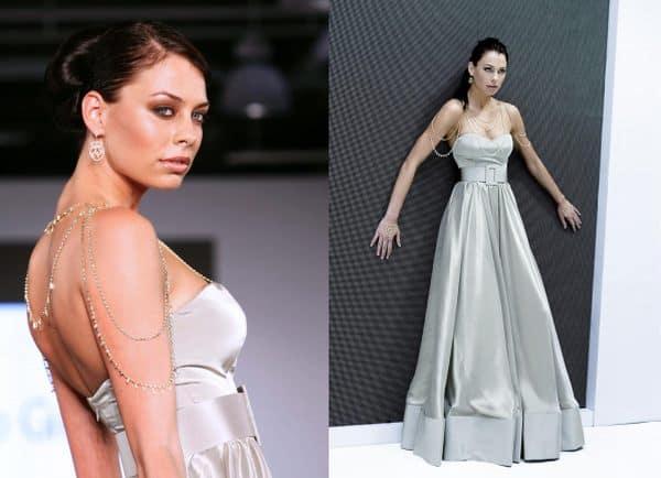 Danasha Luxury Gown most expensive wedding dress