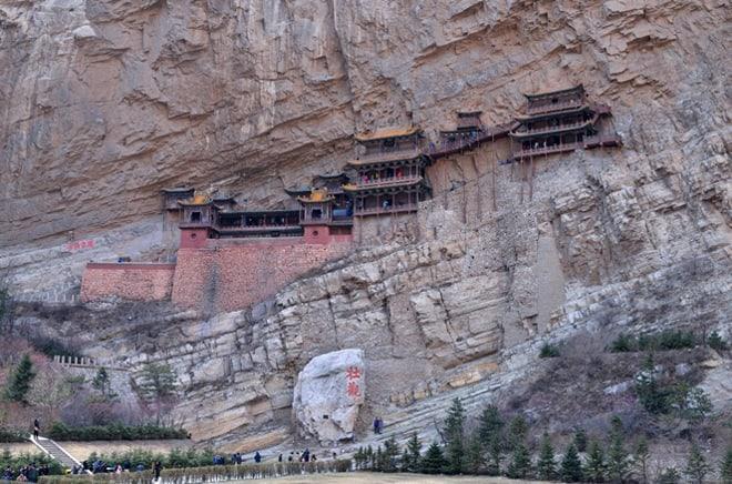 Hanging Monastery, China