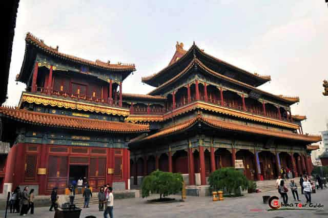 Lama Temple, China