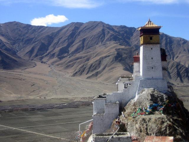 Yumbulagang Monastery, Tibet