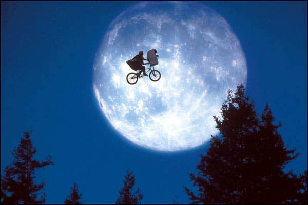 E.T the Extra- Terrestrial (1982)