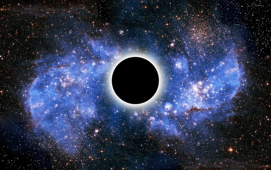 black hole facts