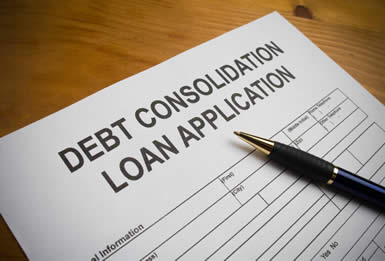 Debt consolidation credit cards