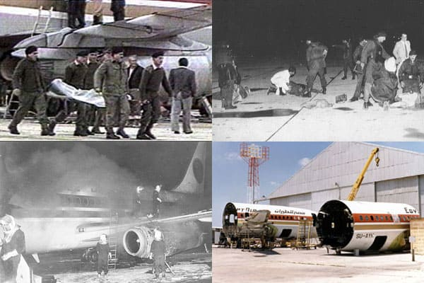 EgyptAir Flight 648 (November 23, 1985)