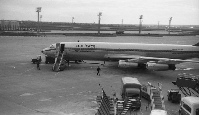 El Al Flight 426 (July 23, 1968)