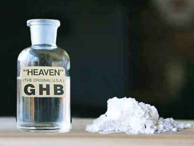 GHB drugs