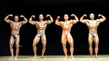 Mr. Universe competition