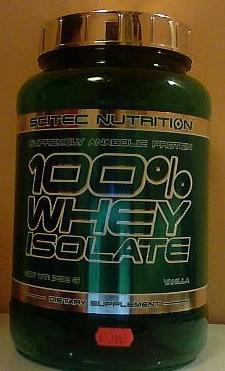 2. Whey Protein