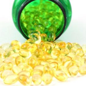 3 Source Naturals Vitamin-D3 capsules