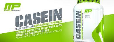 3. Casein Protein